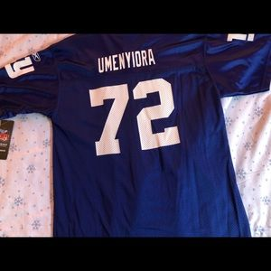 Reebok Shirts   Tops - New York Giants Osi Umenyiora jersey kids XL c31676bb8